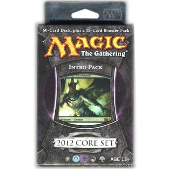 Magic. M2012 Intro Pack: Grab for Power (UB)