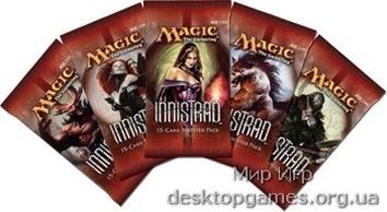 Magic. Innistrad Booster Rus