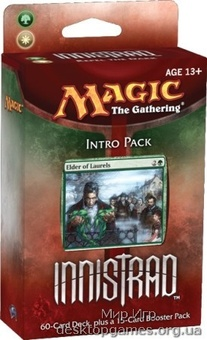 Magic. Innistrad Начальный Набор:Противостояние Темноте (GW)