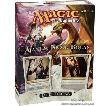 Magic: The Gathering Duel Decks: Ajani vs. Nicol Bolas