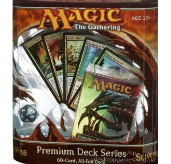 Magic: the Gathering Premium Deck Series: Slivers