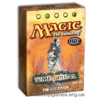 Magic: The Gathering. Time Spiral Preconstructed Deck Fun with Fungus