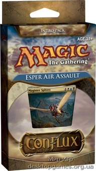 Magic: The Gathering. Conflux. Начальный набор Esper Air Assault
