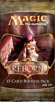Magic: The Gathering. Booster. Перерожденная Алара (Alara Reborn)