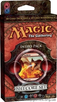 Magic: The Gathering Intro Pack 2011 Breath of Fire