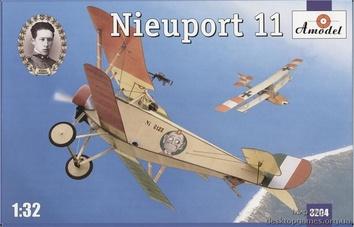 Nieuport 11 (Italy)