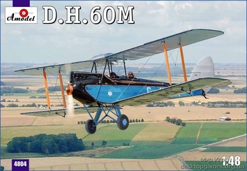 de Havilland DH.60M Metal Moth