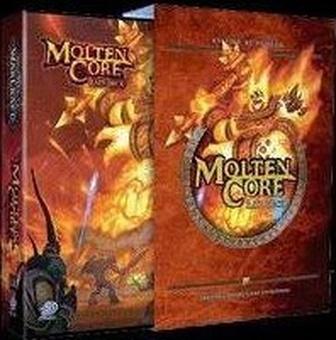 "WoW: Рейдовая колода ""Molten Core"""
