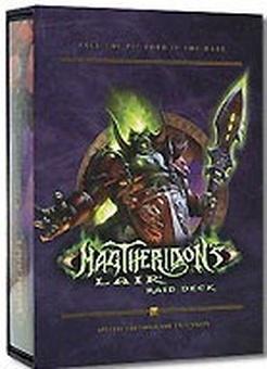 "WoW: Рейдовая колода ""Magtheridon's Lair"""