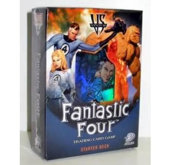 Fantastic Four Starter Deck