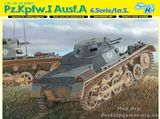 Немецкий танк Pz.Kpfw.I Ausf.A 4.Serie/La.S.