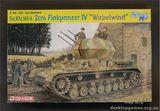 """Немецкая ЗСУ Sd. Kfz.161/4 2cm Flakpanzer IV """"Wirbelwind"""""""