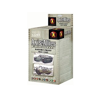 Axis & Allies Miniatures: Eastern Front 1941-1945 Booster