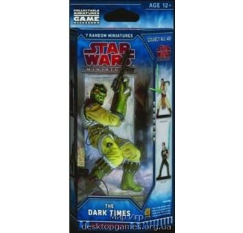 Star Wars Miniatures: Dark Times Booster