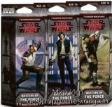 Star Wars Miniatures: Masters of the Force Booster