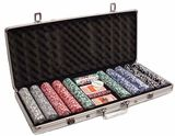 Покерный набор 650 фишек