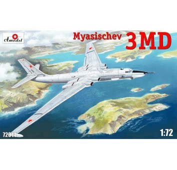 Стратегический бомбардировщик 3МД, ОКБ Мясищева
