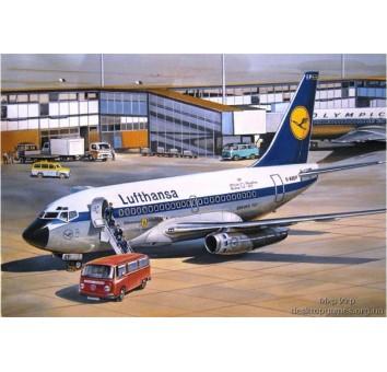 Boeing 737-100 Civil airliner