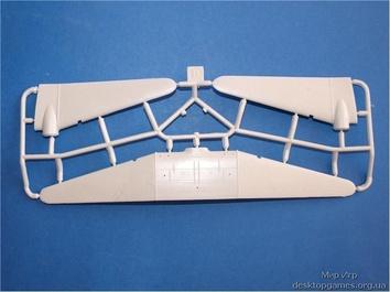 Сборная модель пассажирского самолета ПС-84 - фото 2