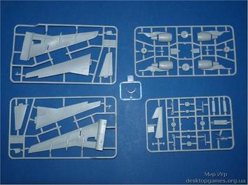 Модель пассажирского авиалайнера А-318 - фото 3