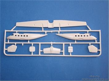Пластиковая модель пассажирского самолета Ан-28 - фото 2