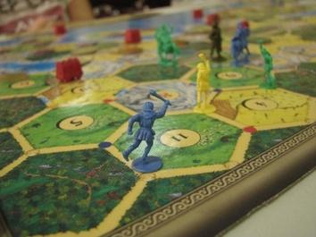Битва за Рим. Поселенцы - фото 7