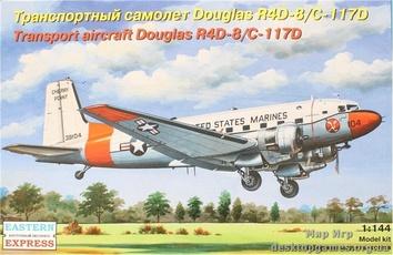 Транспортный самолет Douglas R4D-8/C-117D