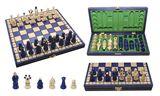 Шахматы Королевские синие