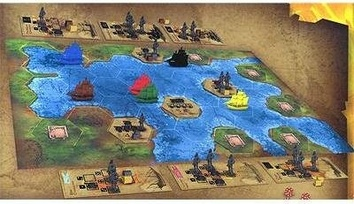 Пираты Карибского Моря. Пиратские бароны - фото 2