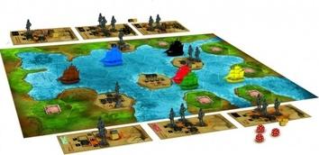 Пираты Карибского Моря. Пиратские бароны - фото 4