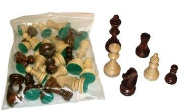 Фигуры шахматные №6
