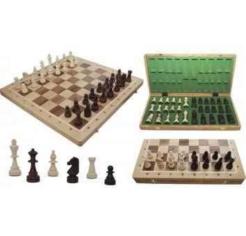 "Шахматы Tournament №6 Intarsia ""дуб"""
