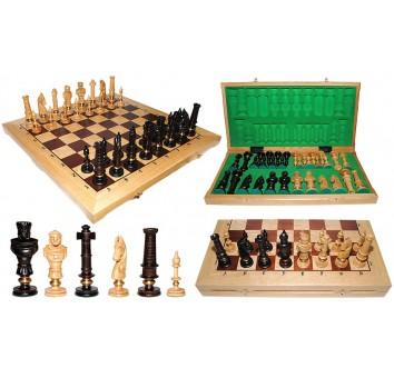 Шахматы ROYAL Дубовые