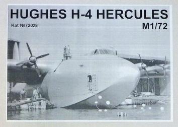 Хьюз H-4 Геркулес - фото 6