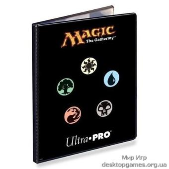 """Альбом """"Ultra-Pro"""" рисунок """"Символы Маны"""""""