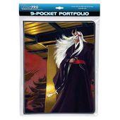 Альбом Ultra-Pro со встроенными листами 3х3, рисунок Дайготсу, илл. Дрю Бейкер