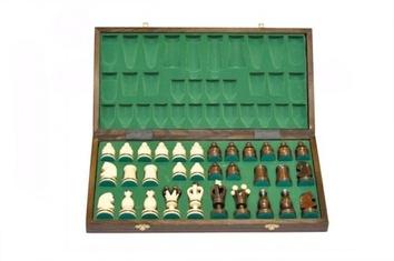 Шахматы Королевские Инкрустированные - фото 3