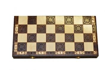 Шахматы Королевские Инкрустированные - фото 4