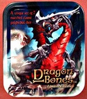 """Кубики Dice&Games """"Драконьи кости"""" (d4, d6, d8, d10, d10%, d12, d20): фиолетовые"""