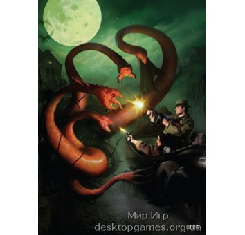 "Протекторы ""FFG"": Art Sleeves: Arkham Horror"