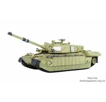 Стендовая модель танка Challenger II