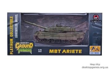 Итальянский танк C1 «Ариете»
