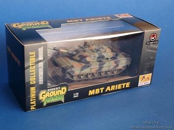 Собранная коллекционная модель Italian C1 ARIETEI E1