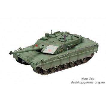 Стендовая модель танка Italian C1 ARIETEI E1