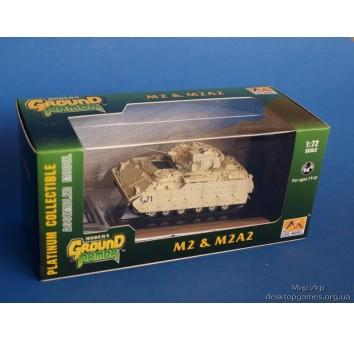 Собранная коллекционная модель БМП M2A2 IFV