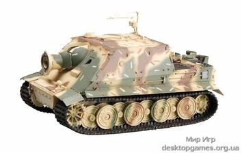 Стендовая модель танка «Штурмтигр» 1002-й роты