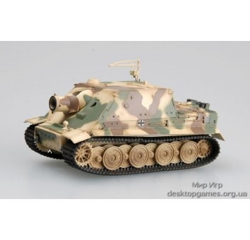 Собранная коллекционная модель САУ «Штурмтигр» 1001  роты