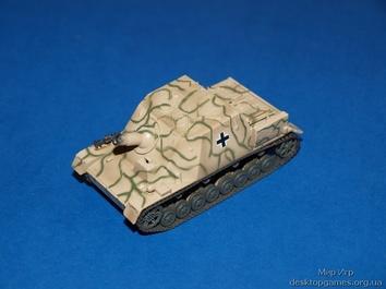 Коллекционная модель САУ Бруммбэр - фото 2