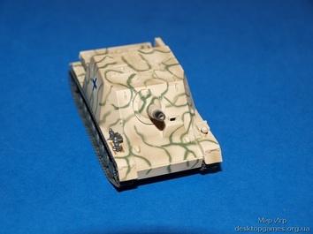 Коллекционная модель САУ Бруммбэр - фото 3