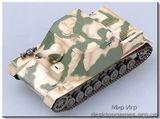 Собранная коллекционная модель САУ «Бруммбэр»